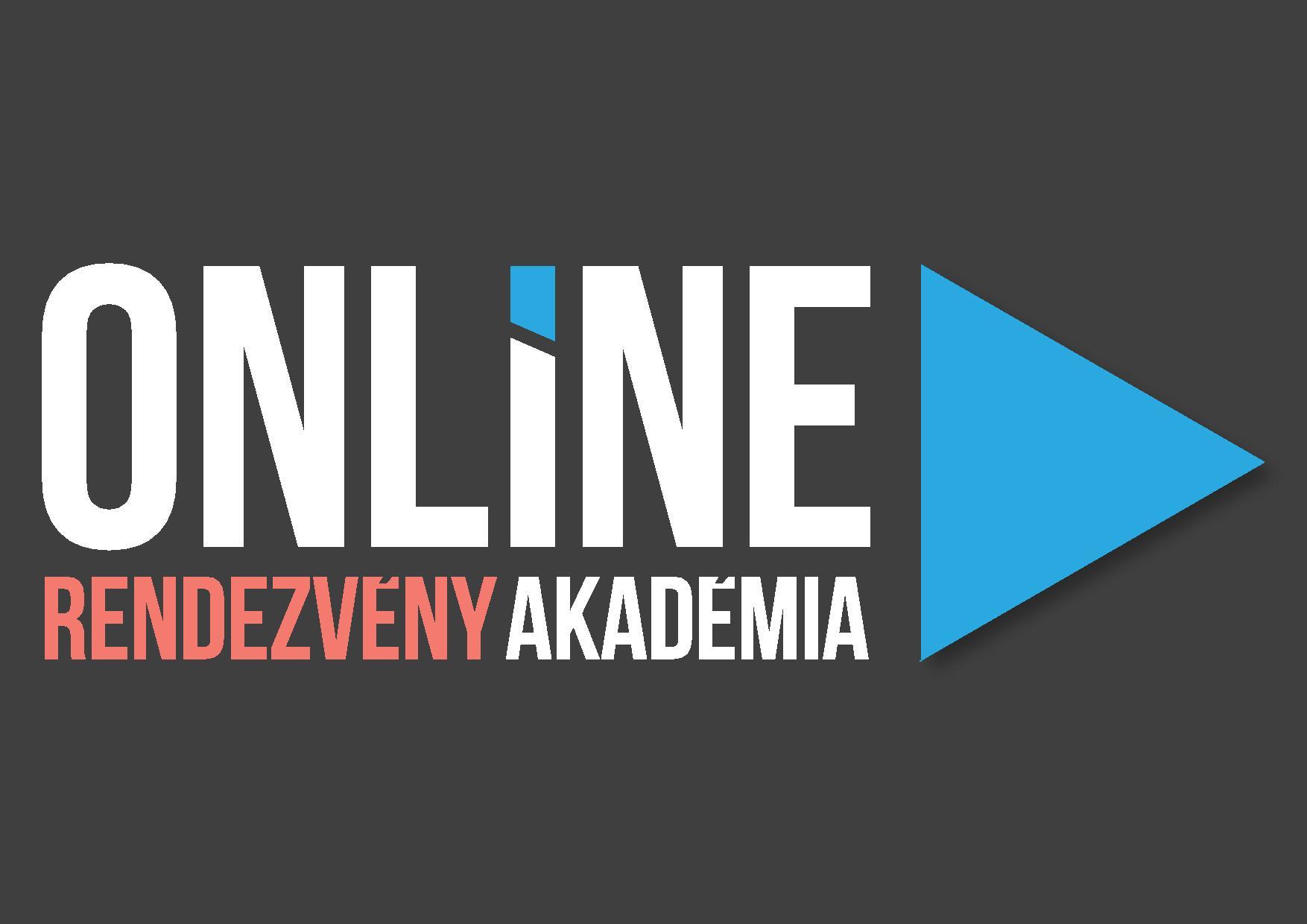 Online Rendezvény Akadémia Kurzusok